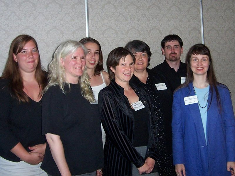 2004 New Board of Directors